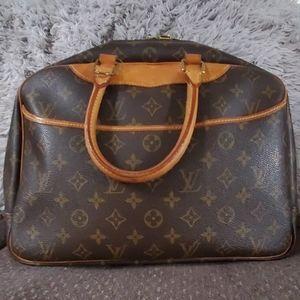 Louis Vuitton Trouville Handbag